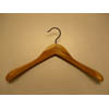Cedar Contoured Coat Hanger with wide shoulder CDV8920 (PM)