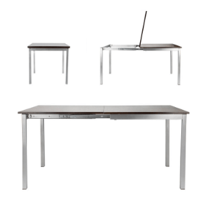 SpaceMaster Easy Slide Dining Table CO-2253(CRFS)