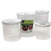 4 PC AIRTIGHT CANISTER SET CS10642(HDS)
