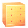 Chest Of Drawers F5005 (TMC)