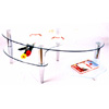 Coffee Table With Glass Top F5406 (TMC)