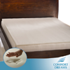 Comfort Dreams 1-inch Memory Foam Mattress Topper 954061(OFS