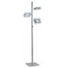 Accord 3-Lite Floor Lamp LS-8133PS/FRO (LS)