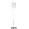 Accordian Floor Lamp LS-8488C/WHT (LS)