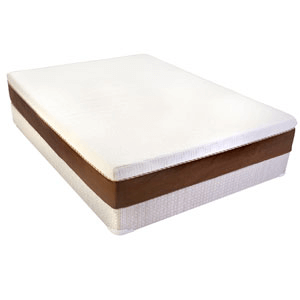 Bliss 12-Inch Memory Foam Mattress MAT-6612_(GL)