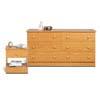 6 Drawer Dresser BD-5828-6_ (PP)