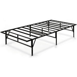 Dawn 14 Inch Easy To Assemble SmartBase Mattress Foundation (Multiple Sizes)