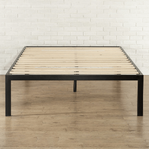 Priage 18 inch Quick Snap Platform Bed (Different Sizes Available)