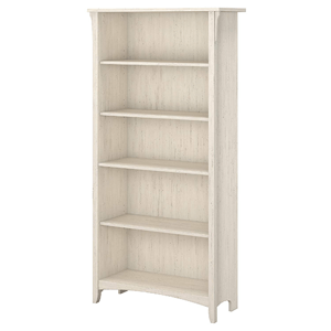 Salinas 5 Shelf Bookcase SAB132AW-03(AZFS)