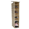 Ten Shelf Hanging Closet Organizer SB10212(HDS)
