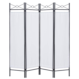Home Accents 4 Panel Room Divider