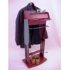 Excalibur Wardrobe Charging Valet Dark Cherry VL16201 (PMFS)