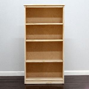 York Standard Bookcase G54-P(WFFS)