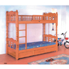 Twin/Twin Bunk Bed With Drawers B002(PK)