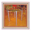Glass Dining Table B16-1 (HT)