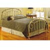 Lillian Bed in Lustre Brass B31C2 (FB)