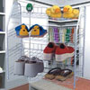 4 TIER FOLDABLE SHOE RACK CK00516(CKC)