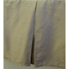 Tailored Bedskirt 300 Solid Woven Dots Egyptian cottondot300
