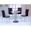 5 Pc Dinette Set DS-8030T/DS-8192C (E&S)