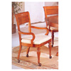 Arm Chair w/Casters F1103 (PX)