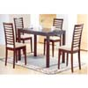 5 PC Solid Wood Dinette Set F2012/1011 (PX)