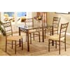 5 Pc Dinette Set F2130/F1210 (PX)