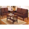 Beautiful Futon Sofa and Loveseat F7336 (PX)