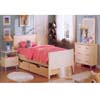 Twin Bed With Drawers F9033 (PX)