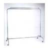 Commercial Grade Portable Garment Rack CR-50W (WH)