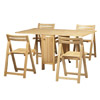Space Saver Set Table 901NAT-AB-KD-U (LN)