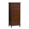 Armoire Bedroom Five Drawer Chest 73051C152-AB-KD-U (LN)