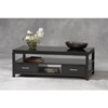Sutton Black Coffee Table 84027BLK-01-KD-U (LN)