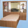 Custom Made Bed Wall M-20(CT)