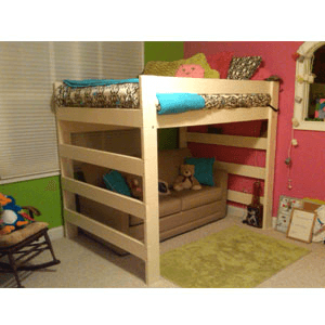 Solid Wood Space Saving Loft Beds More Than A Furniture Store