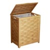Natural Wood Hamper RHV0103N (ODFS)