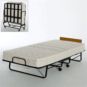 Sigma Twin Rollaway Bed With Orthopedic 6 In Spring Mattress (275 Lbs Weight Capacity)