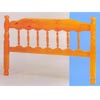 Heavy Spindle Headboard T39 (PR)