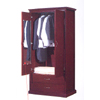 Solid Wood Wardrobe WD-806(ALA)