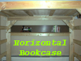 Horizontal Bookcase